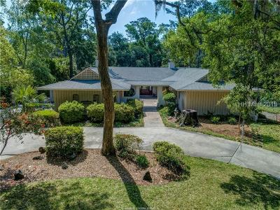 Beaufort County Single Family Home For Sale: 337 Greenwood Drive