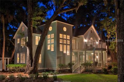 Daufuskie Island Single Family Home For Sale: 11 Lighthouse Court