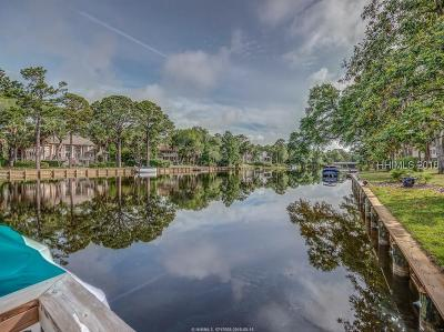 Beaufort County Single Family Home For Sale: 113 Mooring Buoy
