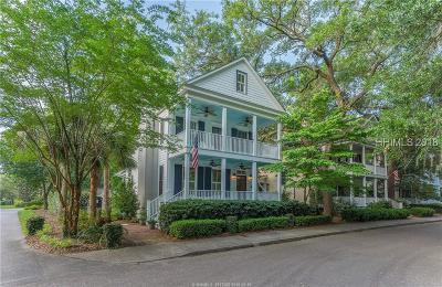 Beaufort Single Family Home For Sale: 38 Grace Park