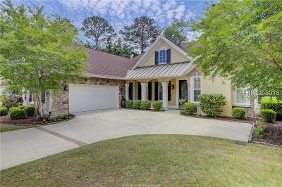 Bluffton Single Family Home For Sale: 187 Hampton Hall Boulevard