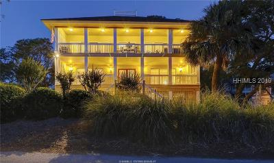 Beaufort County Single Family Home For Sale: 28 Dune Lane