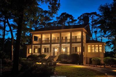 Daufuskie Island SC Single Family Home For Sale: $1,300,000