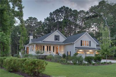 Beaufort County Single Family Home For Sale: 11 Drummond Lane