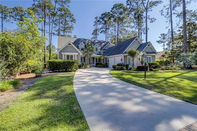 Palmetto Hall Single Family Home For Sale: 34 Lenox Lane