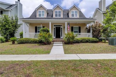 Bluffton Single Family Home For Sale: 84 9th Avenue