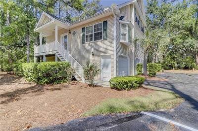 Hilton Head Island Condo/Townhouse For Sale: 35 Brittany Place #22
