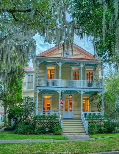 Beaufort Single Family Home For Sale: 510 Craven Street