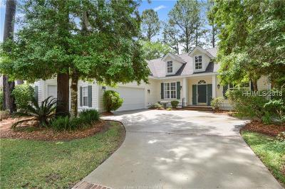Bluffton Single Family Home For Sale: 60 Kershaw Drive