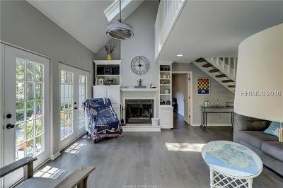 Beaufort County Single Family Home For Sale: 9 King Rail Court