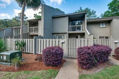 Hilton Head Island SC Condo/Townhouse For Sale: $260,000