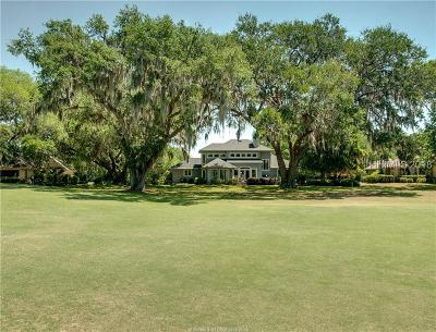 Moss Creek Single Family Home For Sale: 10 Spartina Point Drive