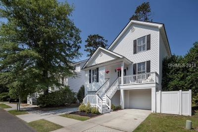 Hilton Head Island Single Family Home For Sale: 25 Bellhaven Way