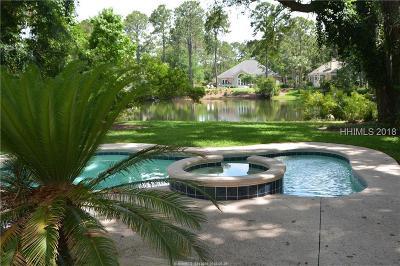 Hilton Head Island Single Family Home For Sale: 20 Port Tack