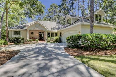 Beaufort County Single Family Home For Sale: 11 Dawson Way
