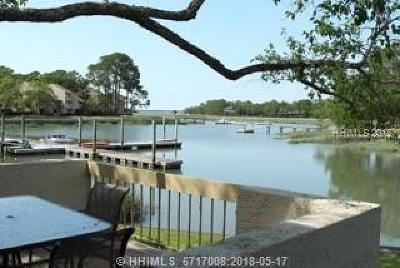 Beaufort County Condo/Townhouse For Sale: 226 S Sea Pines Drive #1598