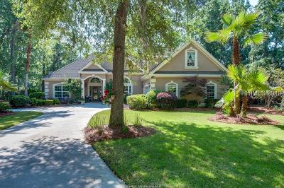 Hilton Head Island Single Family Home For Sale: 30 Branford Lane