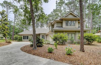 Beaufort County Single Family Home For Sale: 3 Maplewood Court