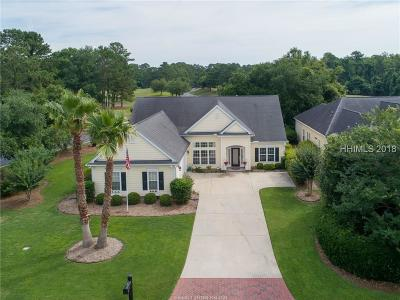 Bluffton Single Family Home For Sale: 1 Crescent Circle