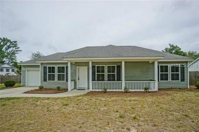 Beaufort Single Family Home For Sale: 50 Spearmint Circle