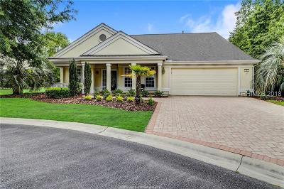 Bluffton Single Family Home For Sale: 9 Twilight Pl