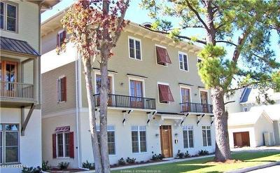 Beaufort Condo/Townhouse For Sale: 150 Cherokee Farms Road #2A