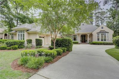 Beaufort County Single Family Home For Sale: 744 Colonial Drive