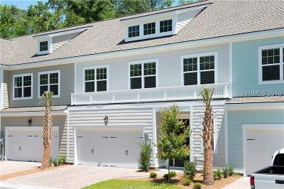 Hilton Head Island Single Family Home For Sale: 6 Creekstone Drive