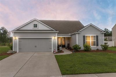 Beaufort County Single Family Home For Sale: 241 Heritage Parkway