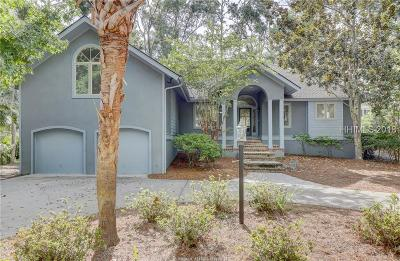 Beaufort County Single Family Home For Sale: 24 Mooring Buoy