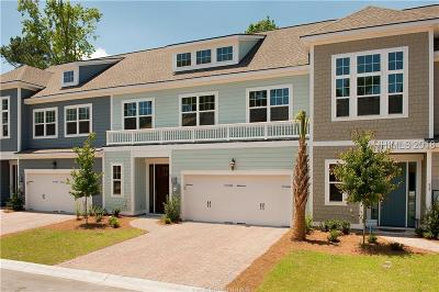 Hilton Head Island Single Family Home For Sale: 31 Creekstone Drive