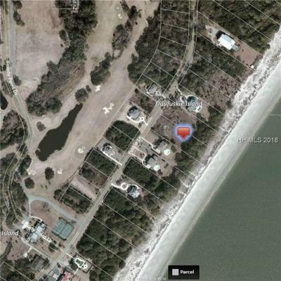 Daufuskie Island SC Residential Lots & Land For Sale: $799,000