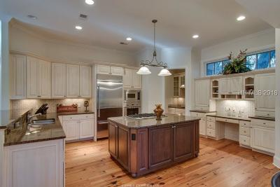 Beaufort County Single Family Home For Sale: 8 Whistling Swan Road