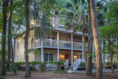 Daufuskie Island Single Family Home For Sale: 2 Pine Swallow Court