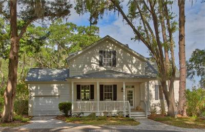 Daufuskie Island Single Family Home For Sale: 13 River Place Crossing