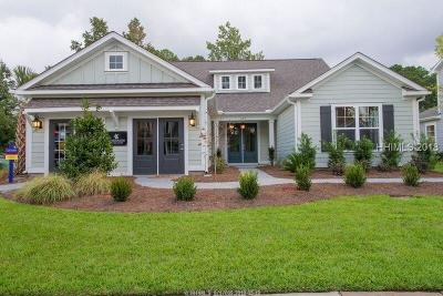 Beaufort County Single Family Home For Sale: 279 Hulston Landing Road