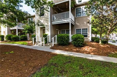 Beaufort County Condo/Townhouse For Sale: 59 Summerfield Court 512 #512