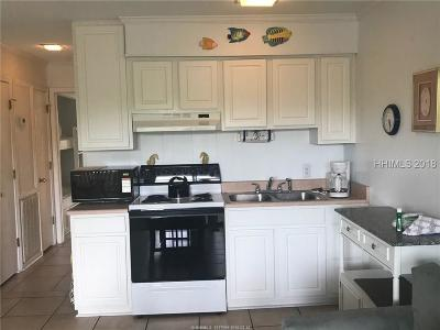 Beaufort County Condo/Townhouse For Sale: 40 Folly Field Road #C107
