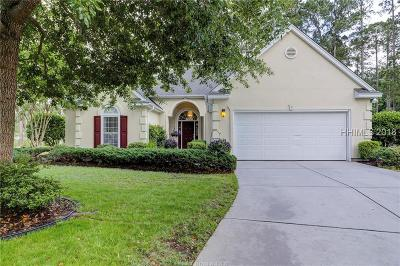 Beaufort County Single Family Home For Sale: 5 Aspen Hall Ct