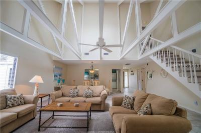 Hilton Head Island Condo/Townhouse For Sale: 45 Queens Folly Road #536