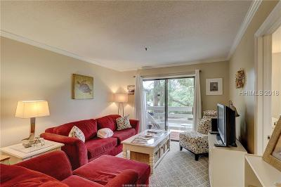 Beaufort County Condo/Townhouse For Sale: 45 Folly Field Road #1I