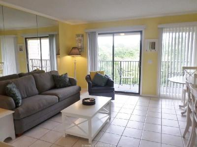 Hilton Head Island SC Condo/Townhouse For Sale: $149,900