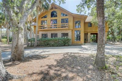 Hilton Head Island Single Family Home For Sale: 54 Planters Row