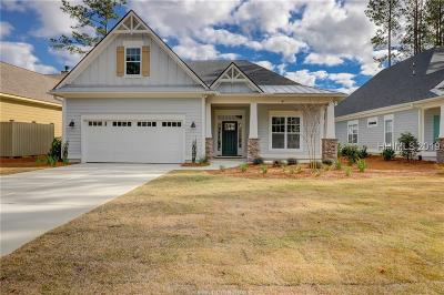 Bluffton Single Family Home For Sale: 24 Sweet Marsh Court