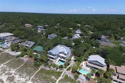Beaufort County Single Family Home For Sale: 129 Dune Lane