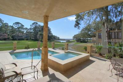 Single Family Home For Sale: 15 Mizzenmast Lane