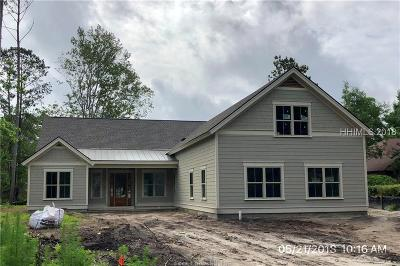 Bluffton Single Family Home For Sale: 190 Whiteoaks Circle