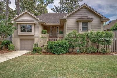 Beaufort County Single Family Home For Sale: 38 Shell Ring Road