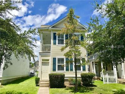 Bluffton Single Family Home For Sale: 7 Abbey Avenue