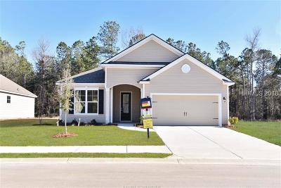 Bluffton SC Single Family Home For Sale: $296,990